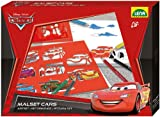 Lena 65806 - Zeichenschablonen Premiumset Disney Cars