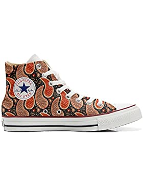 Converse All Star zapatos personalizadas Unisex (Producto Artesano) Chick Paysley