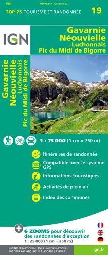 Gavarnie / Néouvielle / Luchonnais ign