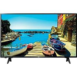 """LG 32LJ500V 32"""" Full HD LED TV - LED TVs (81.3 cm (32""""), Full HD, 1920 x 1080 pixels, LED, Flat, 10 W), Nero"""