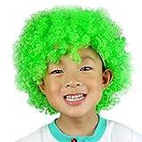 Coiffe De Carnaval Tête De Clown Explosif Habiller Une Perruque Disco Party Funny Football Afro Cheveux De Clown Eaylis