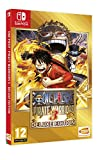 One Piece: Pirate Warriors 3 - Deluxe Special Edition - Nintendo Switch
