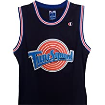 50f564f4aacb85 Michael Jordan Space Jam Jersey -  23 Tune Squad - Black (Large) by