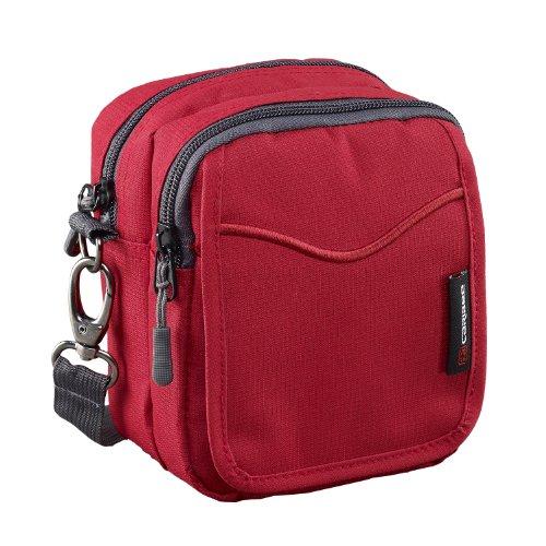 global-organizador-de-cables-pequeno-accesorio-de-viaje-bolsa-de-la-camara-rojo