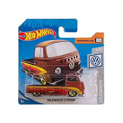 Hot Wheels Volkswagen T2 Pickup 96/250 2019