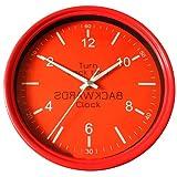 Bunkerbound Backwards Clock, Red