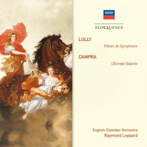 Lully: Pièces de Symphonie; Ca...
