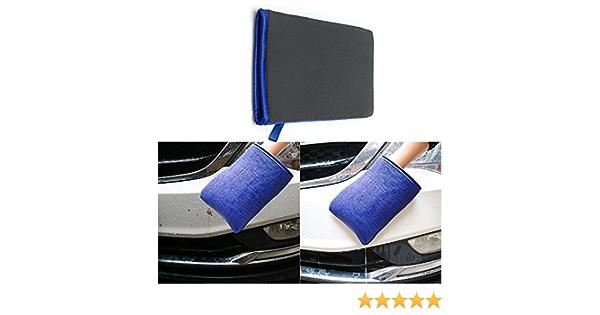 Auto Wash Magic Clay Handtuch Auto Care Reinigungstücher Mikrofaser Schwamm Pad 1 Stück Auto