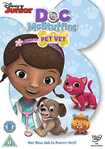 Doc McStuffins Pet Vet [UK Import] hier kaufen