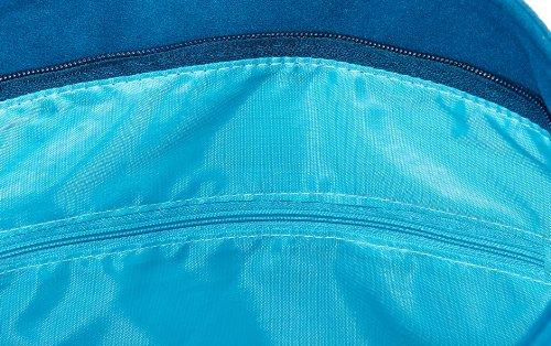 Adelheid Nachtschwärmerin Filzhenkeltasche 11231793227 Damen Henkeltaschen 29x34x9 cm (B x H x T) Blau (aquarius 980)