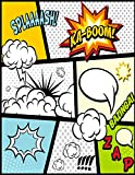 Best Creativity for Kids Teen Books For Girls - Blank Comic Book For Kids: Comics Strip Writing Review