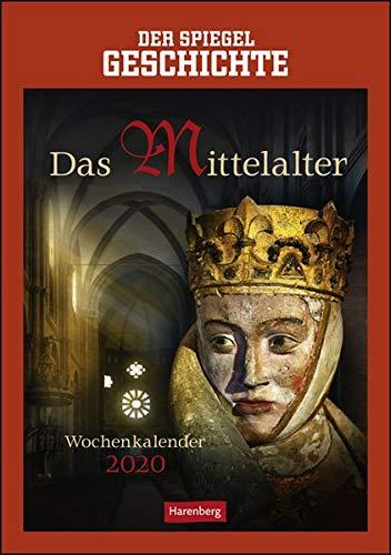 SPIEGEL Geschichte Das Mittelalter Kalender 2020: Wochenkalender