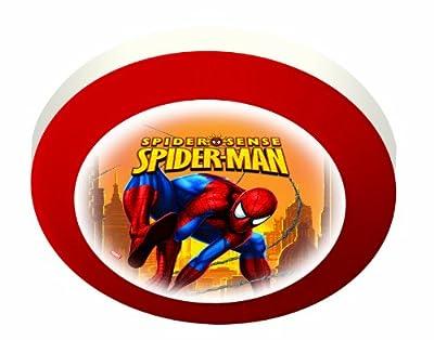 Spider-Man elektrische Decken- und Wandlampe