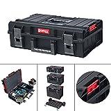 QBRICK BASIC 200 Koffersystem Werkzeugkoffer Werkzeugkasten Kiste Box Werkzeugbox Sortimentskasten 58x38x19cm Werkzeugkiste