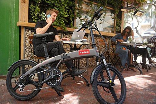 Kompakt Klapprad E-Bike Faltrad Bild 6*