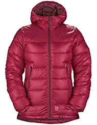 Sweet Protection Madre Goose WMN Jacket Rubus Red 17/18, rojo