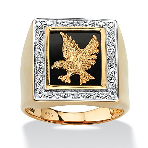 palm-beach-jewelry-chevaliere-en-onyx-plaque-or-18-ct-750-diamant-motif-aigle-homme-69
