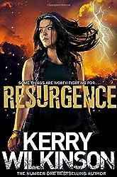 Resurgence (Silver Blackthorn Trilogy) by Kerry Wilkinson (2016-05-05)