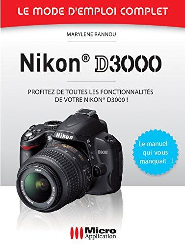 Nikon D3000 par Marthe Rannou