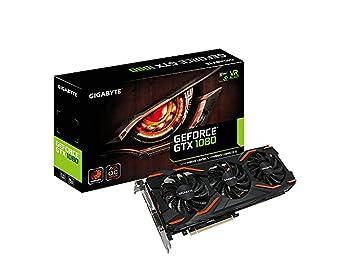 Gigabyte GTX1080 Windforce 8GB OC GDDR5X 256Bit Nvidia DX12 Ekran Kartı