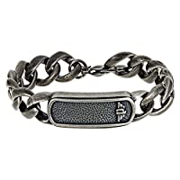 Police P PJ 25696BSE/02-L Stainless Steel Magnetic for Men