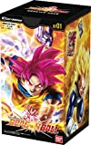 IC Cardass Dragon Ball First Edition Booster Pack [BT01] (BOX) [Langue Japonaise]