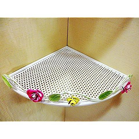 XJM KIU Monte angolo Mensola bagno/In ferro battuto bagno WC