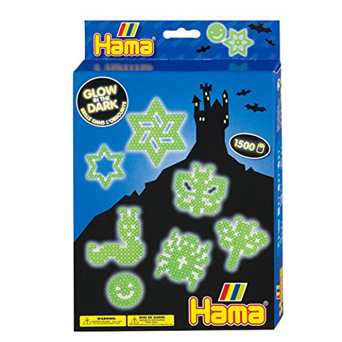 HAMA 3414 - Set perline da stirare che si illuminano
