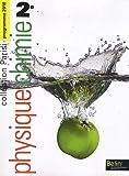 Physique Chimie 2de Programme 2010