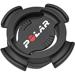Polar - Soporte para bicicleta de V650/M450, color negro
