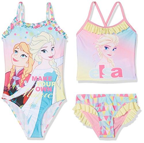 FABTASTICS Girl's Panama Swimsuit