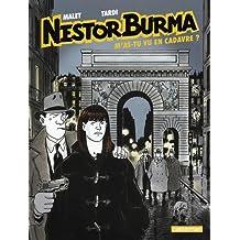 Nestor Burma : M'as-tu vu en cadavre ? (Nouvelle édition 2015)