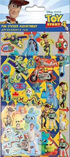 65 Toy Story 4 Sticker-Set ()