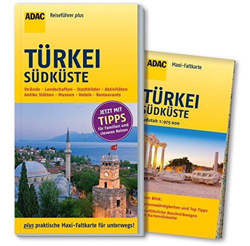 Preisvergleich Produktbild ADAC Reiseführer plus Türkei Südküste: mit Maxi-Faltkarte zum Herausnehmen