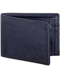 Laurels Imperial Black Men's Wallet(LW-IMP-02)