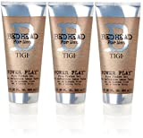 Tigi Bed Head for Men Power Play Firm Finishing Gel Triple Pack (3 x 200 ml)