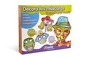 Dinova - Decora tus máscaras, labores para niños (D0722054)