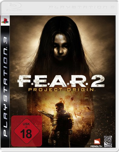 3 Ps3 Fear (F.E.A.R. 2 - Project Origin)