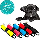 NEW MAGLOC MAGNETIC DOG LEAD CONNECTOR CLIP QUICK RELEASE UP TO 40KG DRAGONS DEN (BLACK)