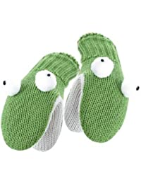 Frog Style Animal Mittens