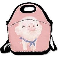 Preisvergleich für MCWO Lunchbox/Lunchbox, für Damen, Mädchen, Teenager, Erwachsene, Kinder, modisch, wiederverwendbar, isoliert, für Schule, Arbeit, Büro, Picknick, Reisen, Grau