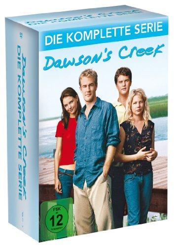 Dawson's Creek - Die komplette Serie (34 Discs) (Net Creek)