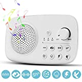 Zitrades Sleep White Noise Machine - Portable Sleep Sound Therapy for Baby, Adults