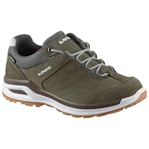 Lowa Womens Locarno Gore-Tex Lo Nubuck Shoes