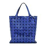 T-Tosney Sac à bandoulière à carreaux pour femmes Sacs à bandoulière à motifs géométriques Sacs à bandoulière pour femmes dark blue