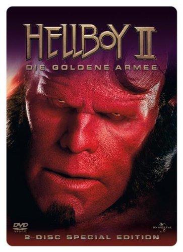Hellboy II - Die goldene Armee (Steelbook) [2 DVDs]