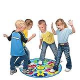 QXMEI Dance Decke Child Dance Decke Eltern-Kind-Spielzeug Elektronische Musik Grab Chair Spiel Decke Geburtstag Vorhanden Produkt-Abmessungen: 47.2Zoll * 47.2Zoll