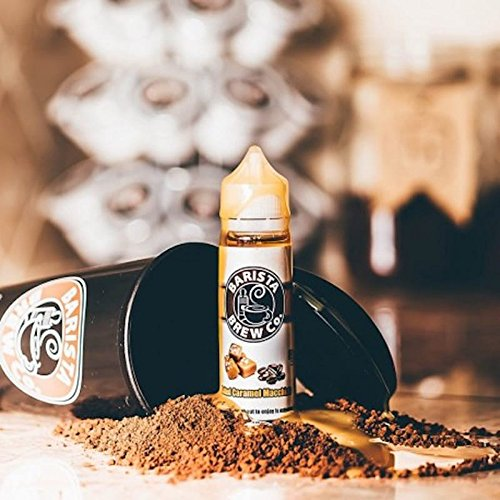 Barista Brew Co. Salted Caramel Macchiato Liquid 50 ml