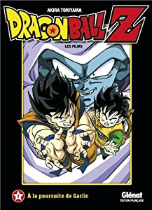 Dragon Ball Z - Film Edition simple À la poursuite de Garlic
