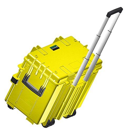 Stahlwille Werkzeug-Trolley leuchtgelb, 13217 LGE - 3